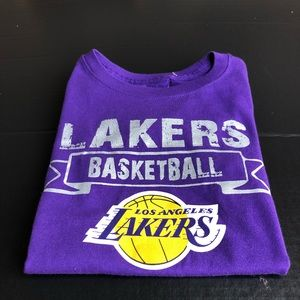 Other - 💜💛Girls L.A. Lakers T-shirt💜💛